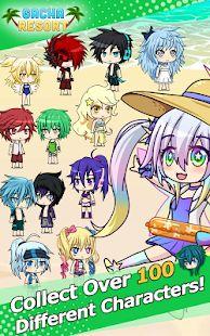 Download & Install - Gacha Resort 1.1.2 Apk Cute Games, Mini Games, Cat Collector, Unique Swimsuits, Anime Dress, Cute Anime Wallpaper, Cartoon Pics, Anime Chibi, Summer Beach
