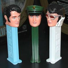 pictures of unusual pez dispensers - Google Search                .