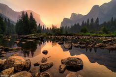 Photograph VALLEY VIEW SUNRISE by Brendan Lynch on 500px