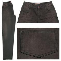 MAC Stretch Damen Jeans / Form: Gracia / Farbe: dunkelbraun verwaschen - FarbNr.: 795R / im MAC Jeans Online Shop