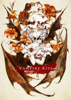 Remilia Scarlet Vampire Kiss Ilustrador: Bampai Akira