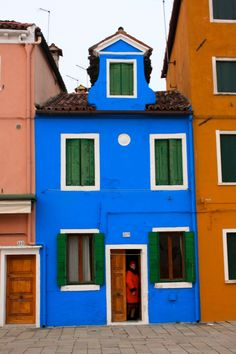 my favorite shot from burano, italy march 2012 ilenemitnick