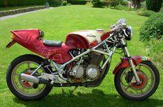 Moto Martin Honda CB 750