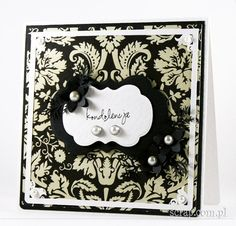kartka z kondolencjami June, Scrapbook, Frame, Cards, Decor, Kids, Picture Frame, Decoration, Scrapbooking