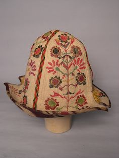 Kyrgyz hat from 19th century
