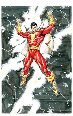 Shazam ComicsHell Always Be Capt Marvel To Me