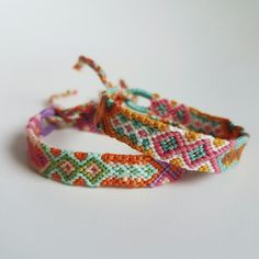 New Anklets and Bracelets in my Etsy shop!