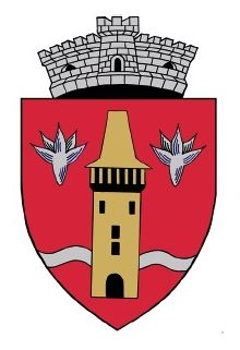 ROU SB Hoghilag CoA - Galeria de steme și steaguri ale județului Sibiu - Wikipedia