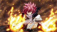 Fairy Tail: Natsu after 1 year by AR-UA on @DeviantArt