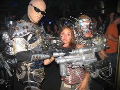 Robot act