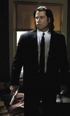 John Travolta, Pulp Fiction