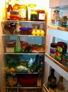 Refrigerator Look Book: Holli Thompson | Well+Good