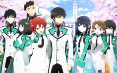 Anime The Irregular At Magic High School