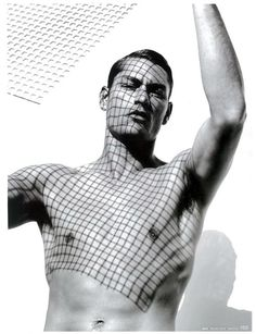 Tyson Ballou by Doug Inglish for GQ Style Russia Spring/Summer 2012
