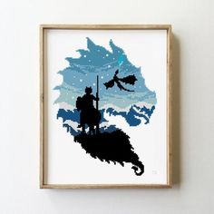 Ice dragon counted cross stitch pattern Game of Thrones the night king wolf tv show silhouette -Cross Stitch Pattern (Digital Format - PDF) Modern Cross Stitch, Cross Stitch Kits, Cross Stitch Charts, Counted Cross Stitch Patterns, Cross Stitch Embroidery, Embroidery For Beginners, Embroidery Techniques, Fashion Pattern, Stitch Games