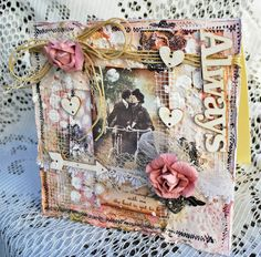 A Wonderful Mess: Your Art Your Passion **Flying Unicorn Feb Kit part 3**