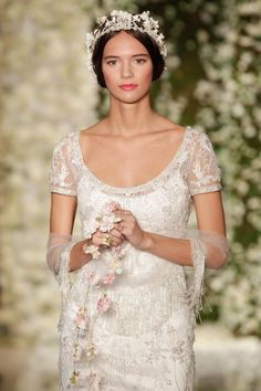 Reem Acra Bridal Fall 2015 – Fashion Style Magazine - Page 2