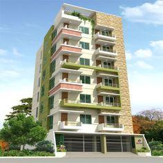 Quantum Mati Villa at Uttara – 1627 sft, 3 Bed, 4 Bath. - Real Estate, Residential, Apartment/Condo - Dhaka, Dhaka, Bangladesh 529434