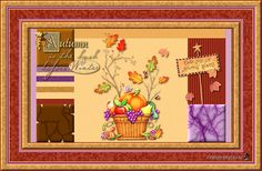 Template Texture Experiment_Autumn