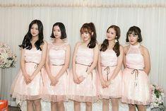 The Busters Girl Friendship, My Little Baby, Bridesmaid Dresses, Wedding Dresses, K Idols, Girl Group, Besties, Fashion, Faeries