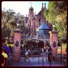 Disney World Haunted Mansion