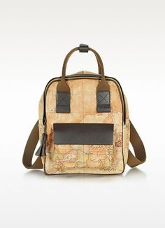ALVIERO MARTINI 1A CLASSE Free Spirit Backpack. #alvieromartini1aclasse #bags #backpacks #