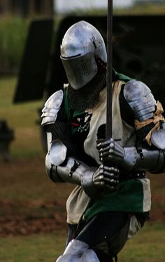 """Reenactment: Medieval - The knight time"""
