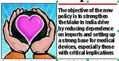 Medical devices like stents, implants set to come under price control - The Times of India on Mobile