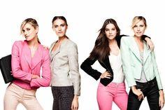 Thời trang xuân H 2013