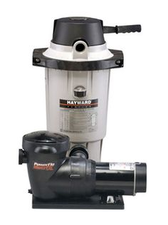 Delicieux HAYWARD Extended Cycle DE Filter System U0026 1HP Pump For Aboveground Pool  EC40C92S