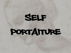 Awesome powerpoint with lots of self portrait examples. A visual tour of some artists who have created self portraits, from Rembrandt to Chuck Close