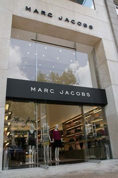 Marc Jacobs Collection Store in Mexico