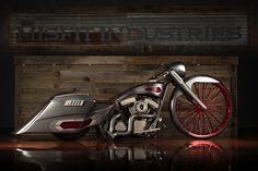 Old Classic Harley-Davidson Motorcycles Old School Motorcycles, Vintage Motorcycles, Custom Motorcycles, Custom Bikes, Triumph Motorcycles, Harley Davidson Road King, Classic Harley Davidson, Harley Davidson Motorcycles, Custom Baggers