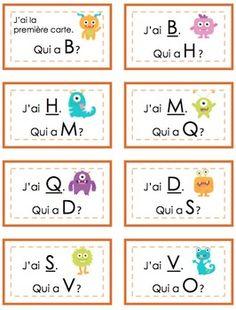 jai qui a alphabet
