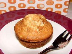 Ein einsames Bananen-Walnuss-Muffin!