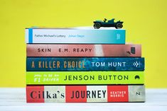 On our Bedside Table: Novels, Thrillers and Racing Heather Morris, Book Corners, Book Review, F1, Thriller, The Book, Novels, Father, Journey