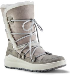 Cougar Tacoma Waterproof Boot (Women)   Nordstrom Waterproof Boots, Boots Online, Taupe, Nordstrom, Seasons, Colour, Winter, Summer, Leather