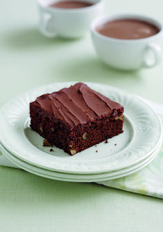 Mary Berry recipes: Chocolate brownies - Yahoo! Lifestyle UK