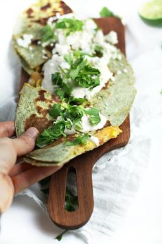 Mexican Street Corn Quesadillas with Feta and Lime (summer grilling vegetarian recipe)