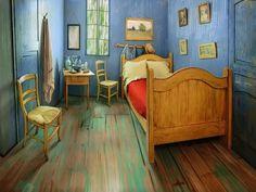 Hosp�date con van Gogh