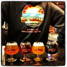 Rip Current Brewing in San Marcos, California. #sanmarcos #california #brewery