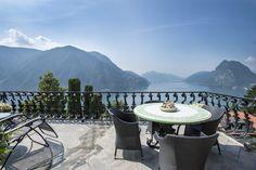 Luxury real estate in Lugano Switzerland - Stupenda villa classica in zona residenziale di prestigio - JamesEdition