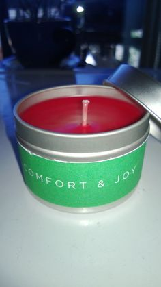 NEW HOLIDAY SCENTS Comfort & Joy And Tis the by KKatiesKreations, $3.50