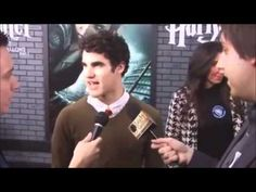 Funny moments with Darren Criss and Chris Colfer {Part 2}