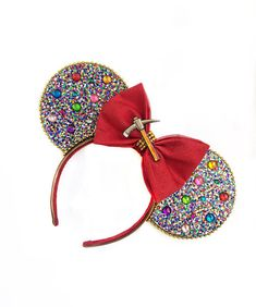 Mouse Ears for Your Next Disney Trip! Mouse Ears for Your Next Disney Trip! – Lizzie In Adventureland Disney Diy, Diy Disney Ears, Disney Mickey Ears, Disney Crafts, Disney Trips, Disney Ideas, Disney Magic, Disney Souvenirs, Disney Land