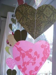 D coration pour la st valentin faire soi m me faire soi meme d corations et faire - Deco saint valentin a faire soi meme ...