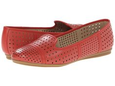 Easy Spirit Gracen Red Multi Leather