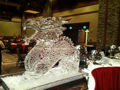Chinese New Year's Dragon...2012, would be great for any Asian themed party