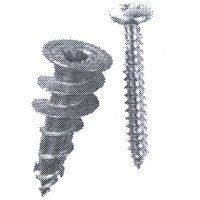50PK#50 Stud Dry Anchor by ITW. Save 6 Off!. $15.00. EZ Ancor, 50 Pack, #50 Stud Solver Self Drilling Drywall Anchors.