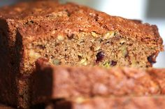 Zucchini Sweet Potato Bread | Joy the Baker